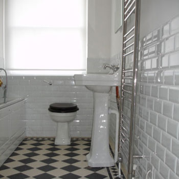 John Street Bathroom
