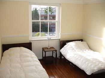John Street Bedroom